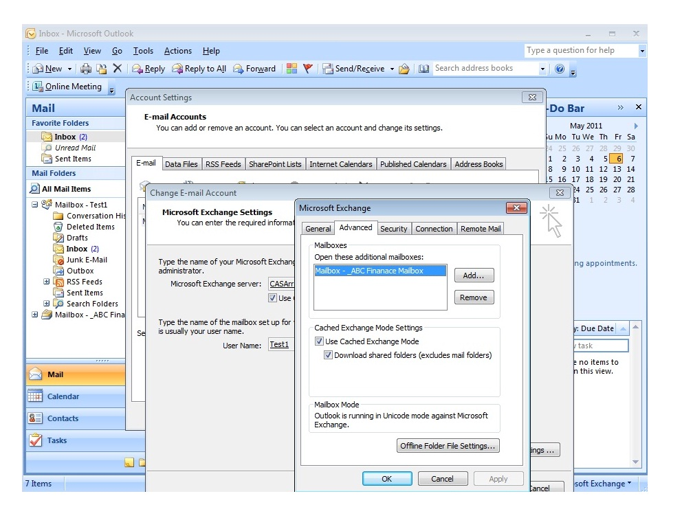 The Recover Deleted Items Functionality In Office Outlook 20072010